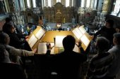 В Петербурге открылся фестиваль «Академия православной музыки»