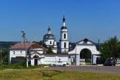 Никольский Черноостровский женский монастырь в г. Малоярославце (Калужская область)