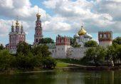 В Новодевичьем монастыре состоится пресс-конференция, посвященная восстановлению разрушенных московских храмов