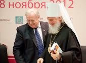 Митрополит Калужский и Боровский Климент: Я постоянно читаю Евангелие