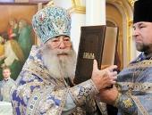 Митрополит Санкт-Петербургский Владимир: «И служи верно…»