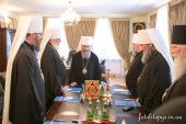 Собор епископов Украинской Православной Церкви состоится 13 августа