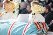 В Киево-Печерской лавре состоялось отпевание и погребение Блаженнейшего митрополита Киевского и всея Украины Владимира