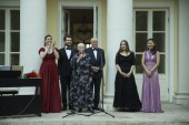 В Парке Горького открылся сезон благотворительных концертов, организованных православной службой помощи «Милосердие»