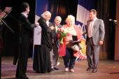 Председатель Синодального отдела по благотворительности принял участие в церемонии вручения медалей «За любовь и верность»