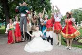 В День любви, семьи и верности православная молодежь выступила в поддержку государственной семейной политики