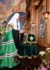 Патриарший визит на Валаам. Малое освящение храма Живоначальной Троицы
