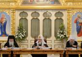 Слово Святейшего Патриарха Кирилла на заседании Попечительского совета по восстановлению Валаамской обители