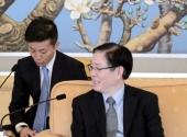 По приглашению Святейшего Патриарха Кирилла в Россию прибыл начальник Государственного управления КНР по делам религий