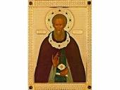 В Минск из Троице-Сергиевой лавры будет принесена чтимая икона Преподобного Сергия с частицей мощей