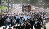 Крестный ход из г. Хотьково в Сергиев Посад достиг места остановки близ деревни Машино