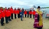 В рамках общероссийского празднования 700-летия преподобного Сергия началась Морская арктическая экспедиция