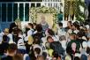 Торжества в честь 700-летия преподобного Сергия Радонежского. Всенощное бдение в Троице-Сергиевой лавре