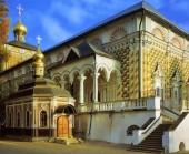 В Троице-Сергиевой лавре состоялся официальный прием для участников торжеств в честь 700-летия преподобного Сергия Радонежского