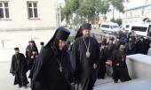 Представители Поместных Православных Церквей посетили Покровский Хотьков монастырь