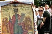 Крестный ход «Царский путь» совершен в Санкт-Петербурге