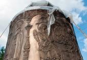 В Москву будет доставлен 18-тонный колокол «Александр Невский»