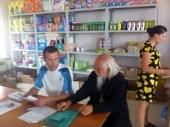 Председатель Синодального отдела по социальному служению ознакомился с работой по оказанию помощи беженцам в Ростовской области