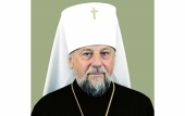 Патриаршее поздравление митрополиту Рижскому Александру с 25-летием архиерейской хиротонии