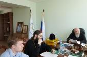 В Синодальном комитете по взаимодействию с казачеством обсудили поправки к проекту Положения «О войсковом казачьем священнике»