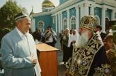 Митрополит Ташкентский и Узбекистанский Викентий: Главное в нашем служении — спасение душ человеческих