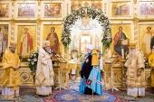 В Риге торжественно отпраздновали 25-летие архиерейской хиротонии митрополита Рижского и всея Латвии Александра