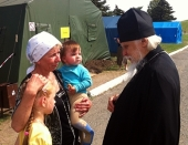 Более 100 беженцев проживают в уникальном церковном приюте в Воронежской области