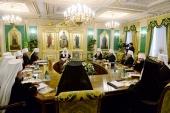 О порядке избрания кандидатов для рукоположения во епископский сан