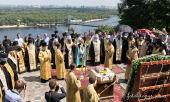 В столице Украины прошли торжества, посвященные Дню крещения Руси