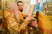Иеромонах Виктор (Сергеев), избранный епископом Глазовским и Игринским, возведен в сан архимандрита