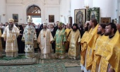 Завершилось паломничество представителей Поместных Православных Церквей по святым местам Русской Православной Церкви