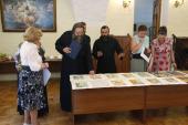Объявлены имена победителей всероссийского конкурса детского творчества, посвященного 700-летию со дня рождения преподобного Сергия