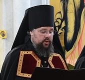 Слово архимандрита Паисия (Юркова) при наречении во епископа Щигровского и Мантуровского