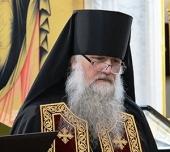 Слово архимандрита Виктора (Сергеева) при наречении во епископа Глазовского и Игринского