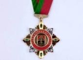Председателю Синодального отдела по делам молодежи вручена награда за вклад в молодежное и просветительское служение в Сибирском федеральном округе