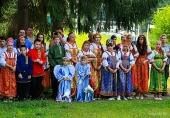 При поддержке Белорусского экзархата в Витебске проходит XII Международный православный молодежный фестиваль «Одигитрия»