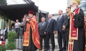 В сотую годовщину со дня начала Первой мировой войны Патриарх Сербский Ириней возглавил в Белграде торжественные мероприятия, посвященные памяти русских воинов