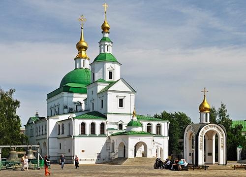 Данилов ставропигиальный мужской монастырь
