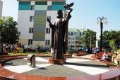 В Белгороде открыли памятник преподобному Сергию Радонежскому