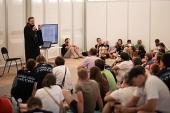 В рамках смены «Духовные основы России» форума «Селигер-2014» организованы миссионерские лекции для молодежи
