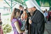 Митрополит Бориспольский и Броварской Антоний: В монашеском подвиге есть место деятельной помощи всем страждущим