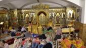 В городе Горловка Донецкой области попал под обстрел кафедральный собор