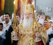 Митрополит Крутицкий Ювеналий возглавил торжества по случаю первой годовщины возвращения Русской Православной Церкви Зарайского образа святителя Николая