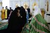 Наречение архимандрита Владимира (Агибалова) во епископа Новокузнецкого и архимандрита Нектария (Селезнева) во епископа Ливенского