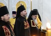 Слово архимандрита Владимира (Агибалова) при наречении во епископа Новокузнецкого и Таштагольского