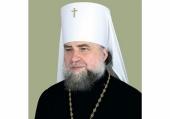 Патриаршее поздравление митрополиту Почаевскому Владимиру с 55-летием со дня рождения