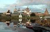 Завершился визит Святейшего Патриарха Кирилла на Соловки