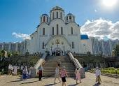 Храм Покрова Пресвятой Богородицы признан лучшим реализованным в Москве проектом религиозного сооружения