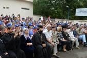 II Международный православный молодежный форум открылся в Северной Осетии