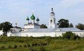 Митрополит Крутицкий и Коломенский Ювеналий принял участие в презентации книги и открытии выставки, посвященных 700-летию Толгского монастыря